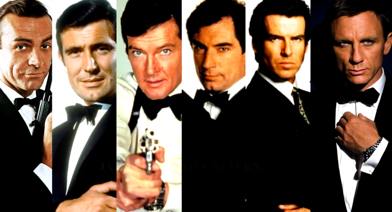 Bond actors